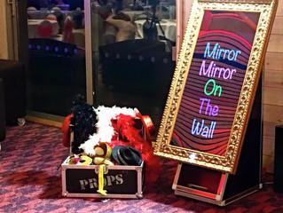 Magic Selfie Mirror Hilton Park Lane London