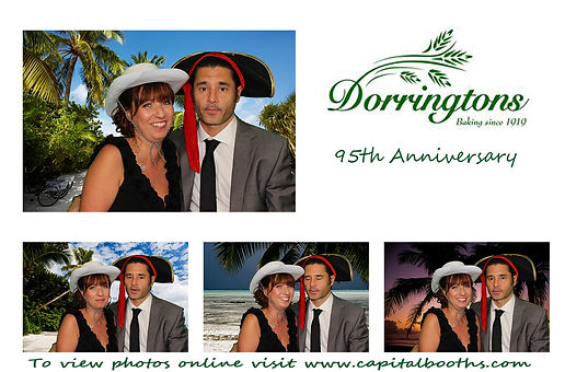 corporate photo booth hire events and functions