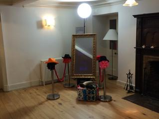 Magic Selfie Mirror Down Hall
