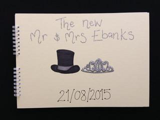 Mr and Mrs Ebanks