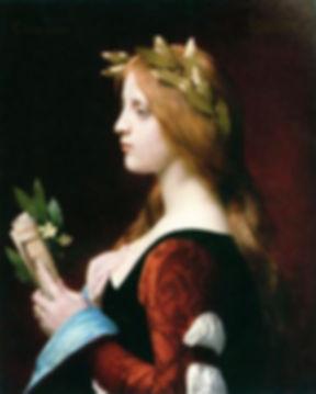 Clémence Isaure- emblème