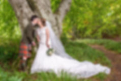 Bride and Groom, Logie Country House