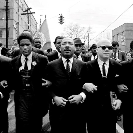 Thank you, Dr. King.