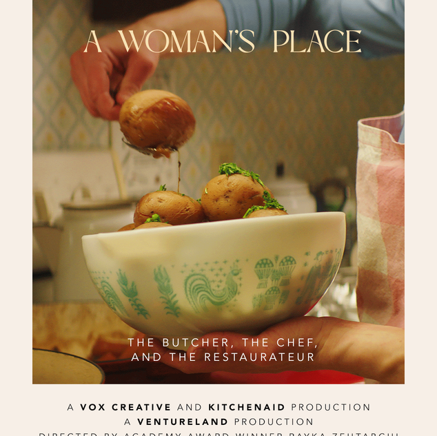 A Woman's Place Poster 2