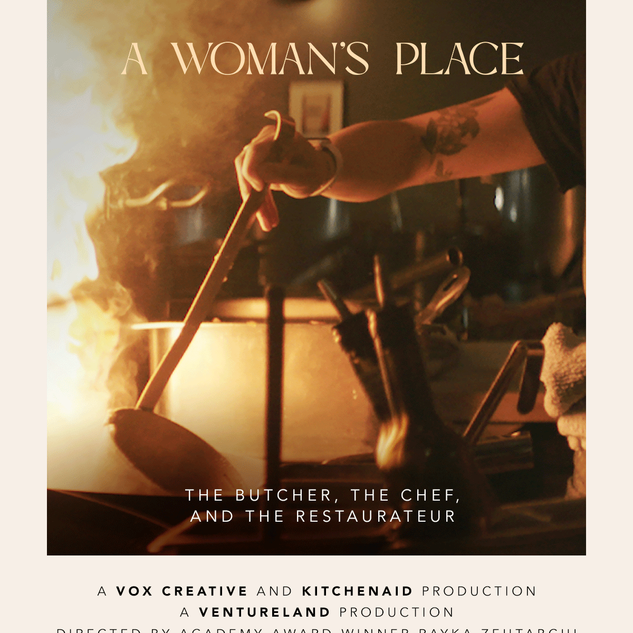 A Woman's Place Poster 3