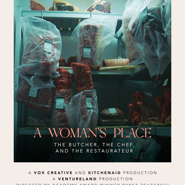 A Woman's Place Poster 1
