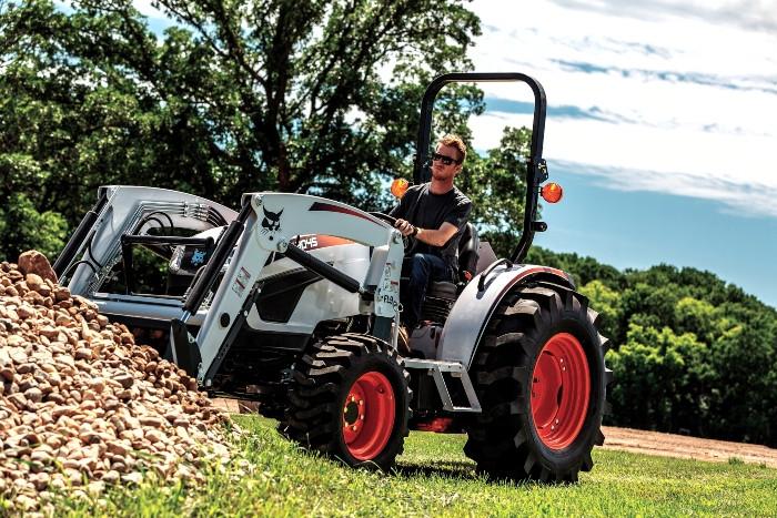 Bobcat Compact Tractor