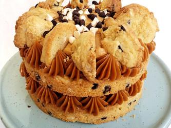 Torta Cookie Bomba