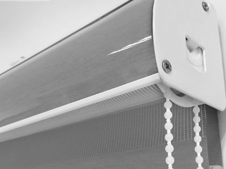 2 kinds of head rail cover you need to know before buying Combi Blinds