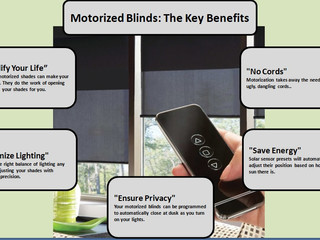 Motorized Blinds in the Philippines