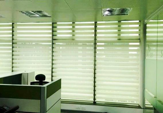 Horizontal Blinds - Office