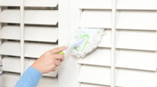 How to Clean Window Blinds