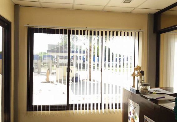 Vertical Blinds - Ordinary