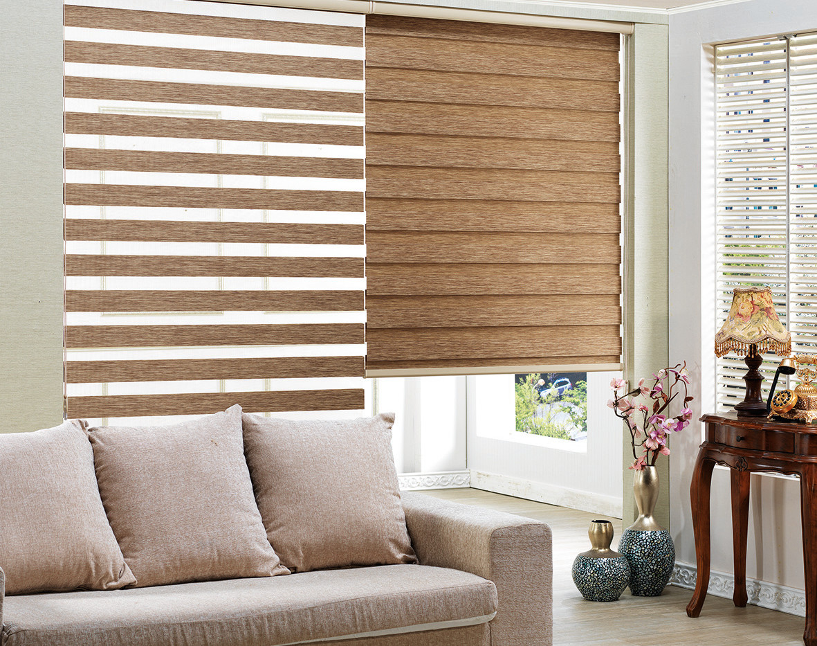 Woodlook Combi Blinds
