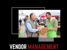 Vendor Management Best Practices: Improving an Organization's Security Posture