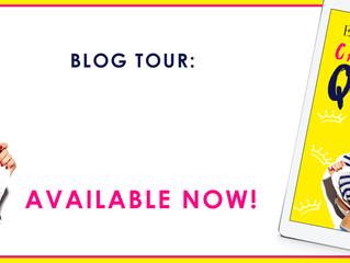 Blog Tour: Catastrophe Queen