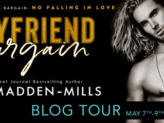 Blog Tour + Review: Boyfriend Bargain