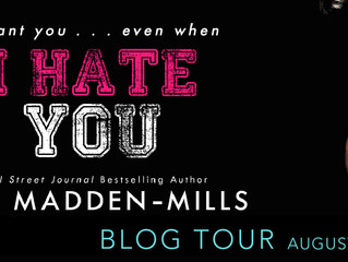 Blog Tour + Review: I Hate You
