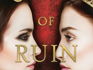 Review: Queen of Ruin (Grace and Fury, #2)