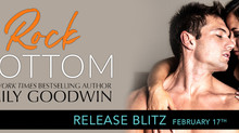 Blog Tour + Review: Rock Bottom (Dawson Family, #6)
