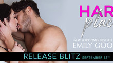 Blog Tour + Review: Hard Place (Hard to Love #1)