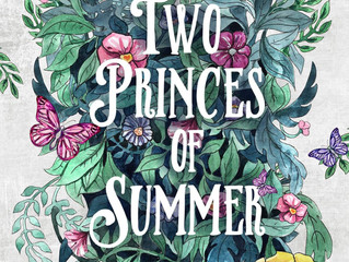 Review: Two Princes of Summer (Whims of Fae Book 1)