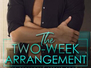 Blog Tour + Review: The Two-Week Arrangement (Penthouse Affair #1)