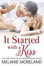 It Started with a Kiss by Melanie Morela