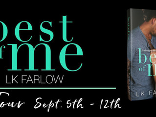 Blog Tour + Review: Best of Me