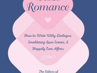 Why Romance Writers Need 'How To Write A Romance'