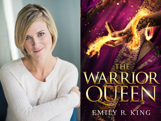 "Interview: ""The Hundredth Queen"" by Emily R. King"