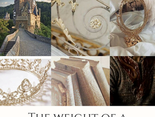 The Weight of a Crown (Book Two of The Chronicles of Caesea)