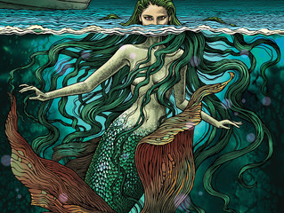 Review: Bride of the Sea (The Otherworld #3)