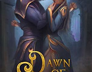 Dawn of Cobalt Shadows (Burning Empire #2)