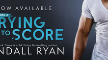 Blog Tour + Review: Trying to Score (Hot Jocks #3)