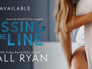 Blog Tour + Review: Crossing the Line (Hot Jocks #4)