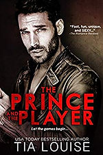 The Prince and the Player by Tia Louise.