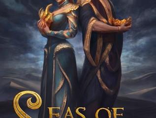 Review: Seas of Crimson Silk (Burning Empire #1)