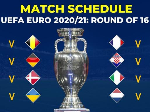 Kas mūs sagaida EURO 2020 astotdaļfinālos?
