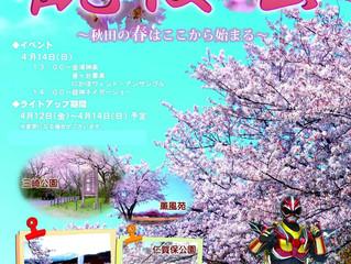 勢至公園♪観桜会
