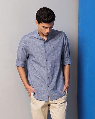 Nawab Shirt -Blue