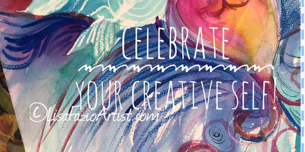 Celebrate your Creative Self