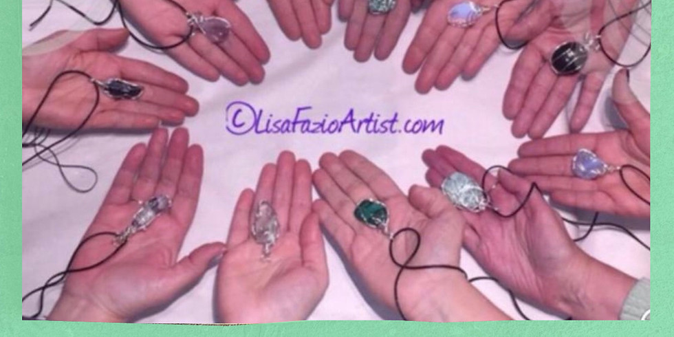 Crystal Wire Wrapping