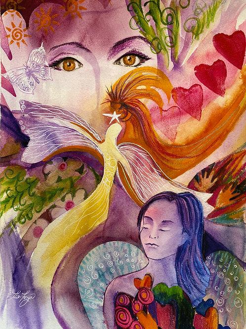 Package 4 - Spirit Transformational Art