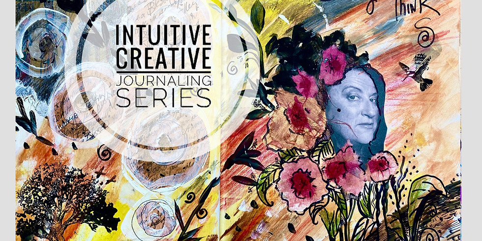 Zoom Intuitive Creative Journaling Series 7/14