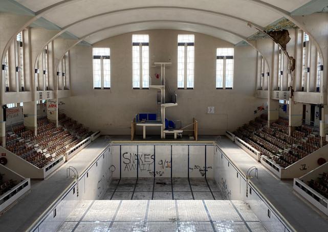 Bon Accord Baths | Aberdeen, Scotland - SEP 2020