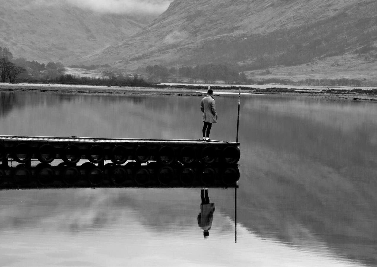 Landscape   Glencoe, Scotland - DEC 2019
