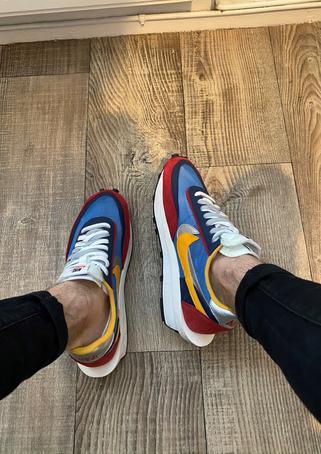Nike Saccai - 2019