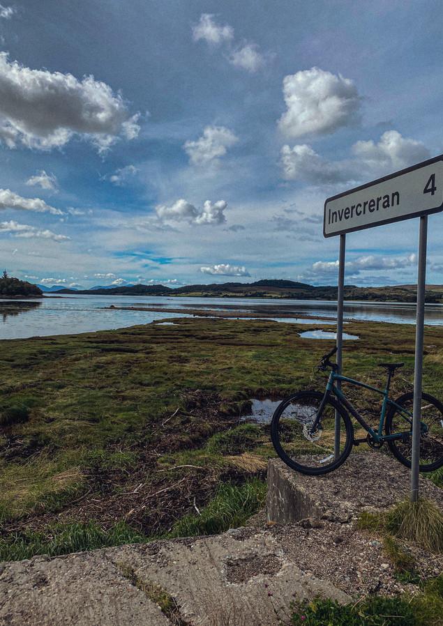 Scottish Landscape   Invercreran, Scotland, SEP 2020