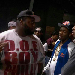 King Los and Doe Boy Philly